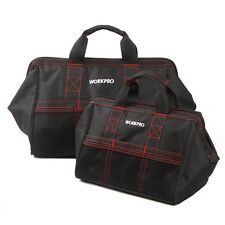 WorkPro 2 Piece Tool Bag Set 32cm and 45cm
