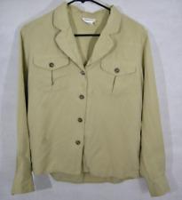 Sólido Blusas Mujer La Marcus Neiman Ebay 46ItnxPqwU