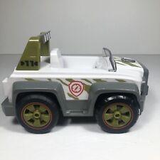 Paw Patrol Tracker Vehicle Jungle Cruiser Rescue Jeep - NO FIGURE
