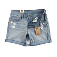 Levi's Shorts Women's Classic Shorts Misty Waterfall Light Blue 29694-0007