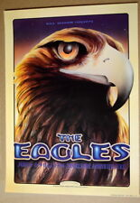 THE EAGLES - 1994 - SHORELINE AMPHITHEATRE - RANDY TUTEN - BGP095 - TOUR POSTER