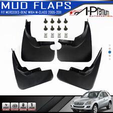 Mud Flaps Splash Guards for MercedesBenz W164 ML280 ML300 ML320 ML350 ML450