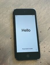 Apple iPod touch 6th Generation Space Gray (16 GB) Bad Battery See Description