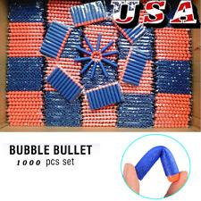 1200 Pcs Refill Bullet Darts for Nerf N-strike Elite Series Blasters Kids Toy US