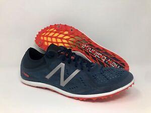 New Balance Men's 5KV5 Track Spike, North Sea/Flame, 8 D(M) US