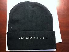 HALO REACH PROMOTIONAL KNIT SKI HAT - COLLECTORS BEANIE **NEW**