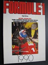 Book Formule 1 1990 door Anjes Verhey (Nederlands)