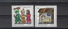 476 ) West Germany 1997 **/ MNH -  Christmas  Set of 2 beautiful Stamps