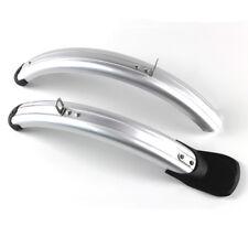 PVC Mudguard Fender Front & Rear for Brompton Folding Bike 160g