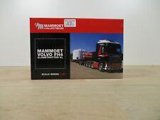 WSI Models 1:50 02-2342 LKW Zugmaschine MAMMOET VOLVO FH4 Globetrottler XL OVP