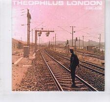 (HL788) Theophilus London, I Stand Alone - 2011 DJ CD