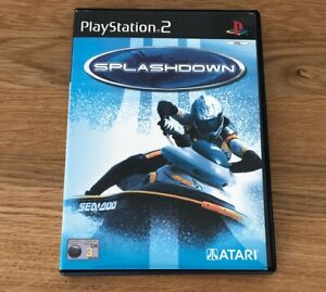 Splashdown for PS2 – Complete, Good Condition