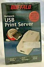 Buffalo Network Usb Print Server Lpv2-Usb-Tx1