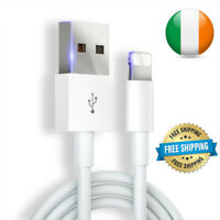 Cavo per caricabatterie Lightning per Apple iPhone 5 6 7 SE Cavo per iPod