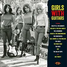 Various - Girls With Guitars VINYL LP