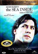 NEW DVD // THE SEA INSIDE -  Javier Bardem, Belén Rueda, Lola Dueñas, Mabel Rive
