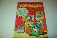 WALT DISNEY-TOPOLINO MICKEY MOUSE-LIBRETTO MONDADORI-N. 1302-9 NOVEMBRE 1980