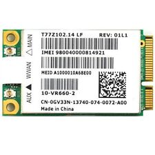 Dell Wireless DW5620 EVDO-HSPA Mobile Broadband Mini-Card (GOBI2000) WWAN 3G