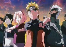 Naruto A3 Poster 2