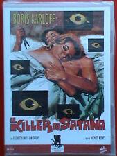 film horror dvds boris karloff il killer di satana michael reeves elizabeth ercy