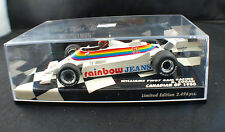 Minichamps ◊ Williams FW07 Ram Racing K.Cogan 1980 ◊1/43  ◊ boxed / en boîte