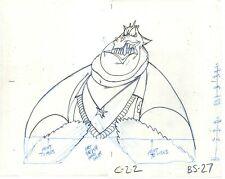 The Devil & Daniel Mouse Animation DEVIL Hand Drawn Pencil CBC Television 1978