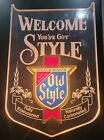 Heileman's Old Style Lighted Bar Sign