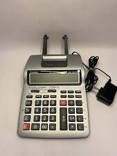 Casio HR-100TM Tax And Exchange 12 Digits Printing Calculator