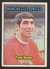 A&BC - Footballers (Orange 170-255) 1970 - # 214 Tony Dunne - Manchester United