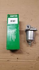 Carter GF827 Generic Fuel Filter with ceramic washable filter Fits EVERYTHING