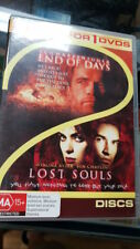 End Of Days/lost Souls DVD
