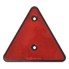 Reflektor Dreieckrückstrahler Rückstrahler Katzenauge Dreieck für Pkw,  Anhänger