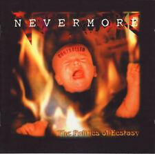 NEVERMORE Politics of Ecstasy CD 10 tracks FACTORY SEALED NEW 1996 CM USA 7832-2