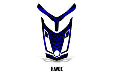Ski-Doo Rev XR Hood Decal Graphic Kit Sled Snowmobile Sticker Wrap 2013+ HAVOC U