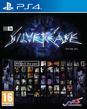 THE SILVER CASE - STANDARD EDITION (PS4) - BRAND NEW & SEALED UK