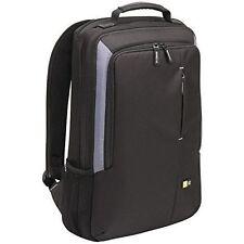 """Case Logic 17"""" Laptop Backpack Black New"""