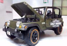 Voitures miniatures pour Jeep 1:24