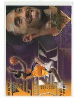 RARE 2000-01 Upper Deck Gold #186 Kobe Bryant Y3K Los Angeles Lakers NM-MT /100