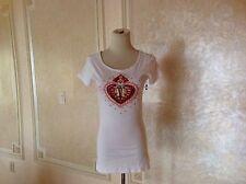 Twisted Heart Gypsy Love T-shirt Sz P