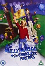 WILLY WONKA and The Chocolate Factory : DVD Region 2 UK version (Gene Wilder)