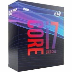 Intel CPU CORE I7-9700K 1151 BOX CPU
