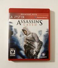 Assassin's Creed 1 Greatest Hit (PS3, 2007)