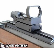 Walther Holographic red+green dot sight / Airsoft reflex sight /Dovetail fitment