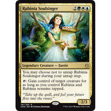MTG COMMANDER ANTHOLOGY * Rubinia Soulsinger