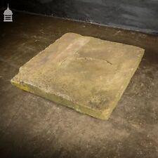 Huge Reclaimed Yorkstone York Stone Flag Slab