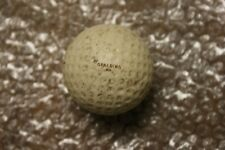 Spalding needled dash dot dot dash golf ball. Cadwell gear cover