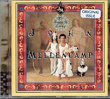 John Mellancamp - Mr Happy Go Lucky    (Heartland Roots Folk Rock)
