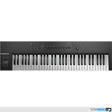 Native Instruments Komplete Kontrol A61 Semi Weighted Keyboard, Free NI Software