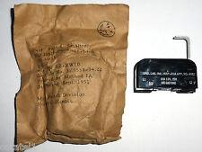 Interrupteur à palette très sensible fin de course 17 grammes force