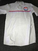 Vintage 90s AMX Racing Team Mechanic  Shirt Men's Small Short Sleeve